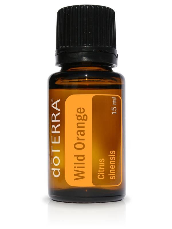 100% reines Wildorangen-Öl von dōTERRA® - Ätherische Öl von der Wildorange